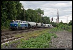 NIAG 9 - Lintorf (Spoorpunt.nl) Tags: 26 9 juli niag 2013 lintorf graanwagens