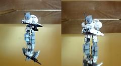 Pan-Asian Knight (Empty Sandbox) Tags: jack lego frame knight drone purge panasia thepurge emptysandbox