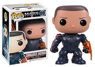 FUNKO POP! 質量效應 Mass Effect 科幻推出