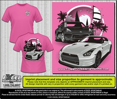 "COGGIN NISSAN TEE azalea • <a style=""font-size:0.8em;"" href=""http://www.flickr.com/photos/39998102@N07/9623274022/"" target=""_blank"">View on Flickr</a>"