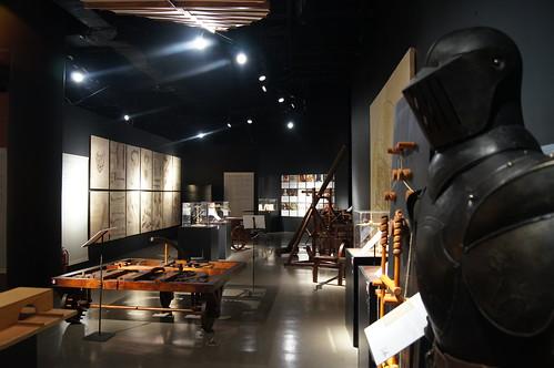 02 Da Vinci - The Genius Exhibition