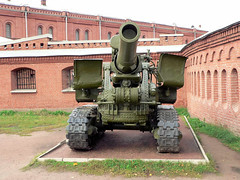 """203mm B-4 Howitzer (9) • <a style=""""font-size:0.8em;"""" href=""""http://www.flickr.com/photos/81723459@N04/9965027836/"""" target=""""_blank"""">View on Flickr</a>"""