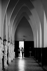 six (Elisa Bortolotti) Tags: wedding church digital waiting nikond40