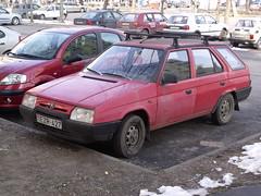 koda Forman (The Broccoli) Tags: car hungary vehicle ungarn szeged hungria skoda ungheria magyarorszg hungra hongarije hongrie koda segedin  szegedin segedyn seghedin  seghedino  segedn