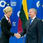 Reuniunea Ministrilor Transporturilor la Vilnius