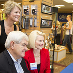 """<b>Callista Gingrich Book Signing_100513_0035</b><br/> Photo by Zachary S. Stottler Luther College '15<a href=""""http://farm3.static.flickr.com/2883/10181090415_e48dbcc7a8_o.jpg"""" title=""""High res"""">∝</a>"""