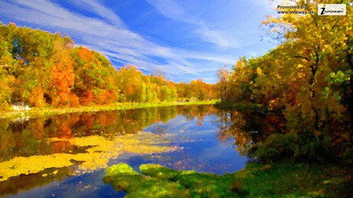 Autumn Landscape Wallpaper Desktop High Definition Desktop