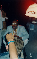 Slick Rick (Rushay) Tags: show stage hiphop bling rapper swag slickrick