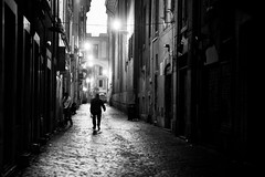 silence of the morning (RedArt photographer) Tags: people bw roma contrast 123bw redartphoto silenceofthemorning