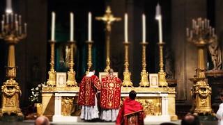 Messe solennelle d'action de grâce pour les 25 ans de la FSSP