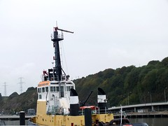Pilot Boat (Waterford_Man) Tags: boat ship quay waterford suir