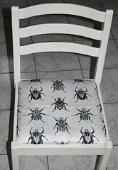 goliath beetle chair (Chantal Pare) Tags: goliathbeetle spoonflower