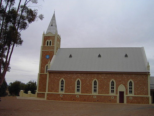 Sedan. Pilgrim Zion Lutheran church was built in 1923. It replaced an earlier 1873 church.