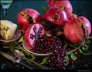 Decadent Pomegranate