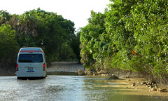 Water Road (elhawk) Tags: mexico yucatan siankaan biospherereserve flooded waterroad behhah
