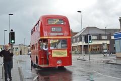 Routemaster (PD3.) Tags: road park city uk england bus tree london buses docks marketing pier centre transport royal pb hampshire corporation routemaster southampton regent mighty pound bullar psv pcv eastleigh aec smk hants portswood rml 2679 rml2679 smk679f 679f