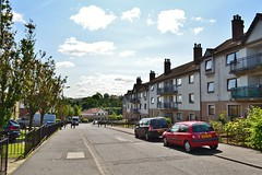 Linkwood Drive (Michelle O'Connell Photography) Tags: glasgow scheme tenements housingestate drumchapel g15 linkwooddrive drumchapelglasgow drumchapellifesofar michelleoconnellphotography