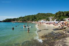 Praia da Azeda (Bernardo Macena) Tags: ocean sea summer brazil beach latinamerica southamerica rj buzios tropical atlanticocean verao praiadaazeda janeiro2014