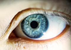 9-2-2014 (Copperhobnob) Tags: blue iris selfportrait macro eye wah portrait14 macro14