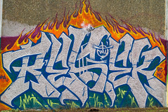 Resek MTA, UTI, GFC, WC Crews (Eduardo Soriano-Castillo) Tags: graffiti oakland bayarea eastoakland uti resek oaklandgraffiti bayareagraffiti