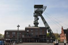 Zeche Zollern, Germany, April 2010