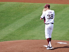 Grayson Long (ensign_beedrill) Tags: baseball sec texasam texasamuniversity collegebaseball southeasternconference texasaggies texasamaggies olsenfield secbaseball olsenfieldatbluebellpark graysonlong