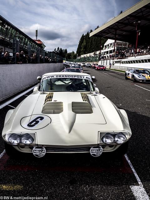 chevrolet corvette spa sportscar spafrancorchamps startinggrid 2013 grandsport spasixhours