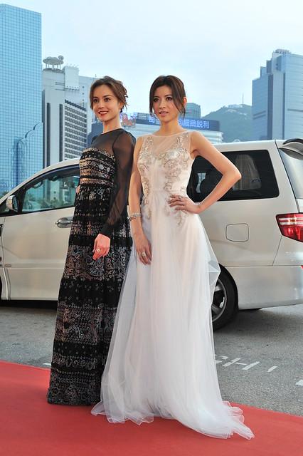Mandy LIEU and Maria CHEN