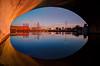 St Anthony power stn (Riddhish Chakraborty) Tags: color reflection river mississippi nikon minneapolis symmetry stanthony riddhish wwwrbartzenfoliocom
