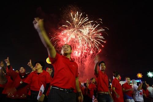 Kempen Tahun Melawat Malaysia 2014.