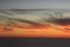 Corno inglese (Almerina) Tags: montemarcello liguria tellaro sunset