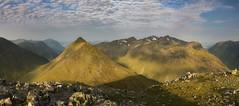Bidean Dubh (J McSporran) Tags: scotland highlands westhighlands glencoe buachailleetivebeag bideannambian stobdubh glenetive landscape canon6d