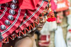 @ Theyyam backstage (vjisin) Tags: theyyam kerala malabar humangod art ritual india asia southindia temple culture civilisation indianheritage portrait 35mm godsowncountry nikon iamnikon nikond3200