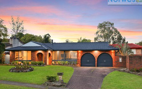 4 Marton Crescent, Kings Langley NSW 2147