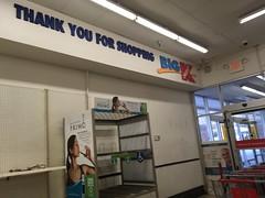 K-Mart Parkersburg, WV (Dinotography24) Tags: kmart parkersburg wv westvirginia closing liquidation store department thank you