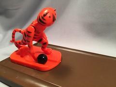 Kellogg's Tony the Tiger Bowling Game by Eldon 1 (toyfun4u) Tags: kelloggs cereal tony tiger