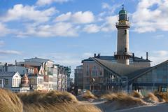 Warnemünde (LB-fotos) Tags: deutschland germany leuchtturm lighthouse natur rostock balticsea beach nature strand warnemünde