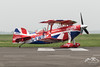 Pitts S-2S (Paul Beale Photography) Tags: b3alie aircraft airport aviation beale canon emailpaulpaulbealephotographycom gloucestershire goodwin paul photography staverton wwwpaulbealephotographycom ©paulbealephotography pitts s2b muscle bi plane