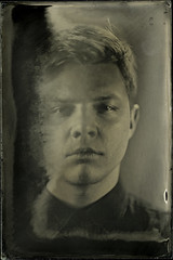Aleksey (Амбре) Tags: abrotype analog collodion wet glass portrait 13x18