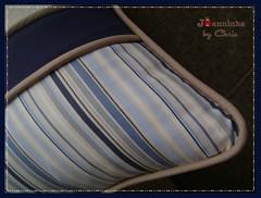 debrum da almofada cabeceira (Joanninha by Chris) Tags: handmade feitoamão enxovalbebe enxovalmenino patchwork baby bebê beddingsetsbaby protetoresdeberço origami artesanato ursinho