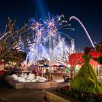 Epcot - Romantic Fireworks thumbnail