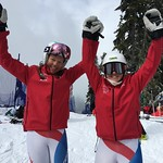 Switzerland's Selina Egloff 1st, Aline Hoepli 2nd in ladies' GS on day 2 of Whistler Cup