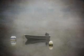Skiff-ed in Fog