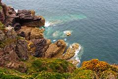 Cap Frehel, Brittany France (filippi antonio) Tags: capfrehel armor côtedarmor brittany bretagne bretagna breizh francia france sea seascape waterscape ocean atlantic cliff rocks canon coast outdoor