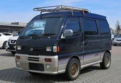 Suzuki Every Turbo van (Custom_Cab) Tags: suzuki carry every van microvan kei keitora class turbo micro small blue 9th nineth generation 1991 1992 1993 1994 1995 1996 1997 1998 1999