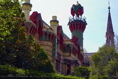 CAPRICHO DE GAUDI (MarCaLo) Tags: arquitectura architecture gaudí capricho cantabria comillas sony