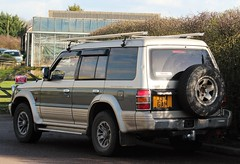 J314 GAH (2) (Nivek.Old.Gold) Tags: 1991 mitsubishi pajero lwb intercooler turbo exceed auto 2471cc mmc