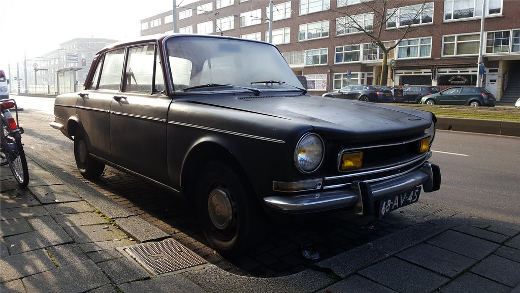 Fiat Garage Rotterdam : The world s best photos of rotterdam and simca flickr hive mind