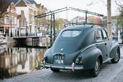 Schiedam I (eleanajeannette) Tags: schiedam zuidholland holland nederland oldtimer nikond7100 d7100 simga35mm longexposure dusk citycentre oldharbour architecture