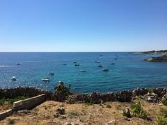 Salento (Gian Franco De Tommaso) Tags: salento puglia italia mare costa beach spiaggia sun sole lanscape paesaggio barche